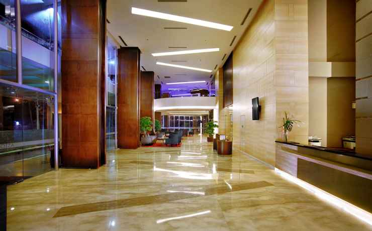 LOBBY Aston Pluit Hotel and Residence
