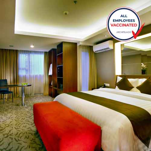 BEDROOM Aston Pluit Hotel and Residence
