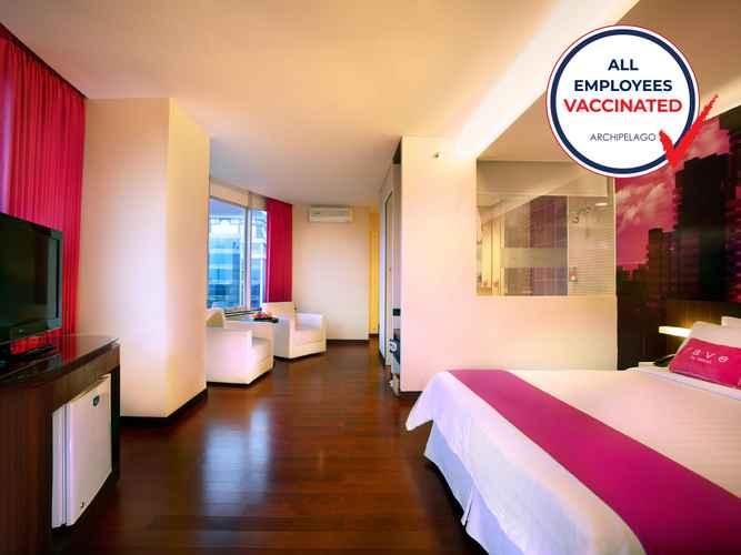 BEDROOM favehotel MEX Surabaya