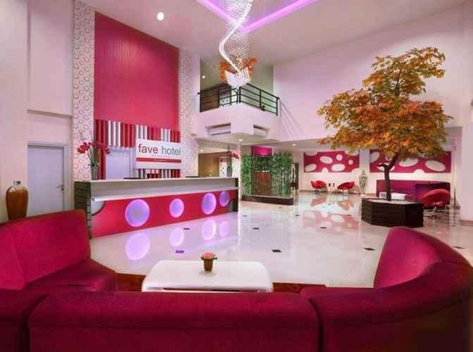 LOBBY favehotel Rembang