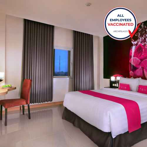 BEDROOM favehotel Rembang