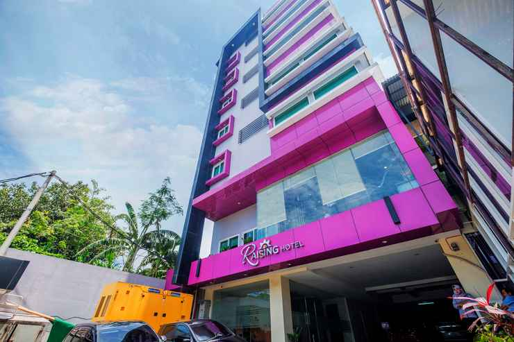 EXTERIOR_BUILDING Hotel Raising Makassar