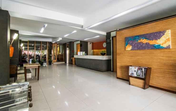LOBBY Hotel Alma