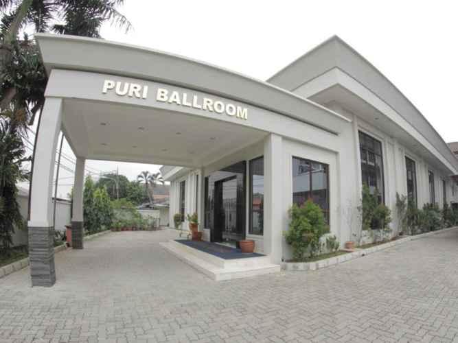 EXTERIOR_BUILDING Puri Mega Hotel