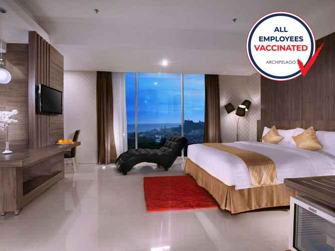 BEDROOM Aston Lampung City Hotel