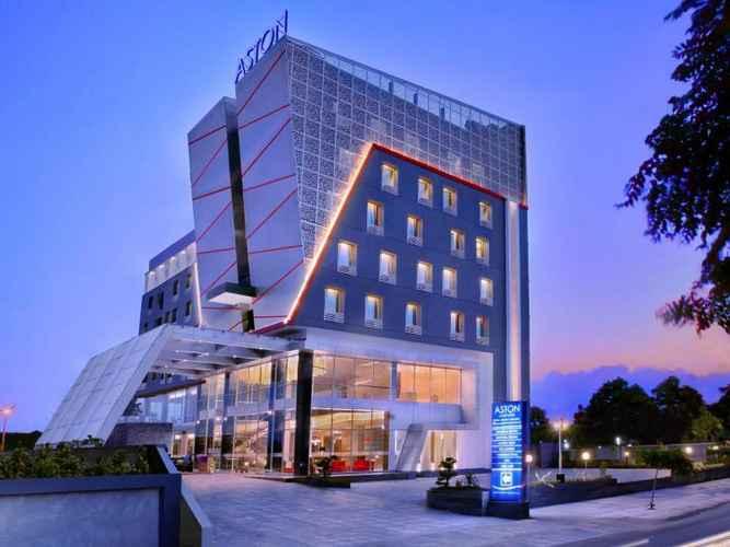 EXTERIOR_BUILDING Aston Lampung City Hotel