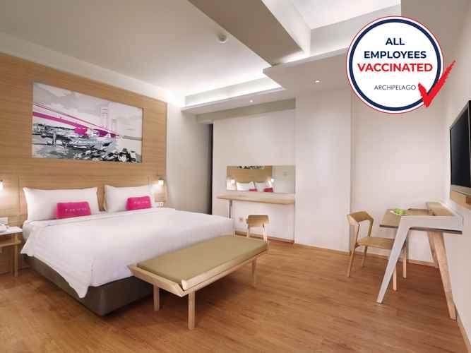 BEDROOM Favehotel Palembang