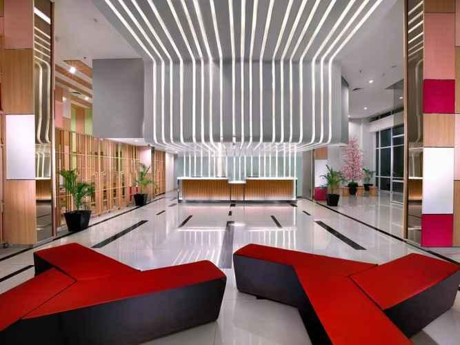 LOBBY Favehotel Palembang