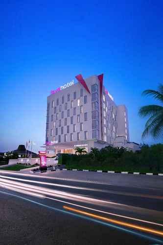 EXTERIOR_BUILDING Favehotel Palembang