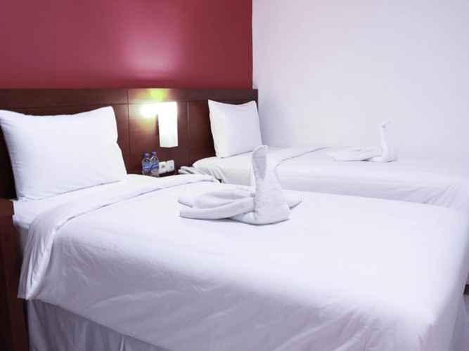 BEDROOM Citismart Hotel BSD