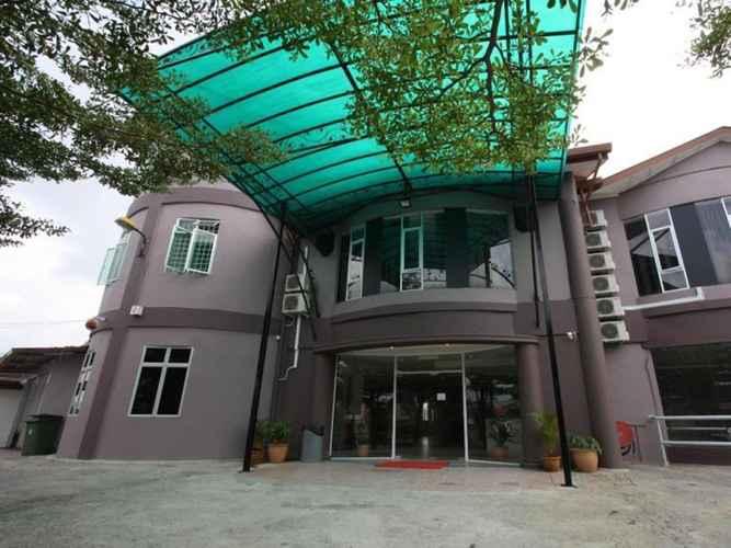 EXTERIOR_BUILDING Place2Stay @ Kenyalang