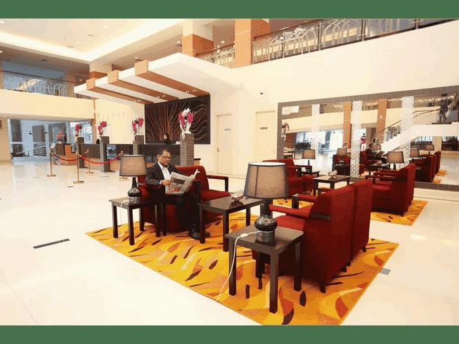 LOBBY Raia Hotel & Convention Centre Terengganu