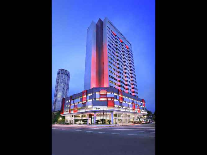 EXTERIOR_BUILDING Hotel Neo+ Penang by ASTON