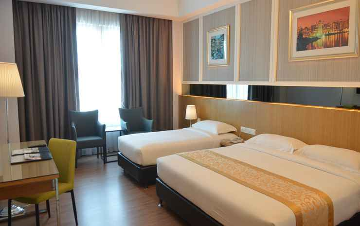 Hotel Transit Kuala Lumpur Kuala Lumpur - Deluxe Triple Room Only