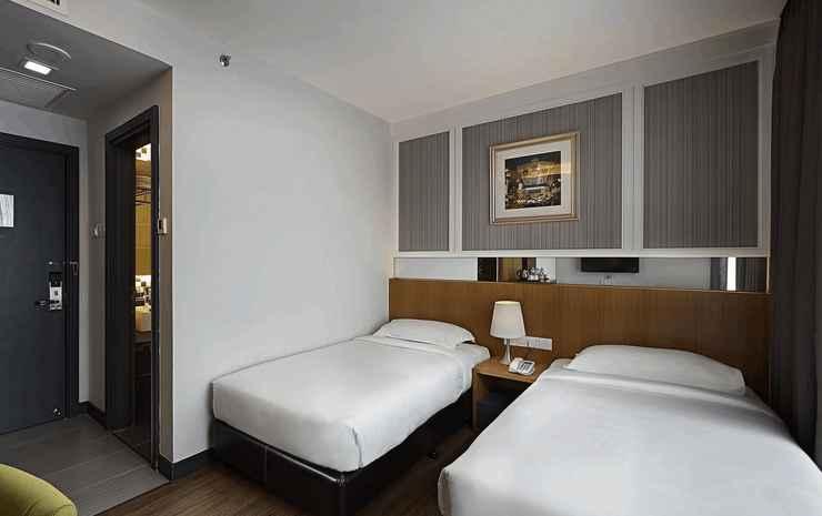 Hotel Transit Kuala Lumpur Kuala Lumpur - Standard Twin Room Only