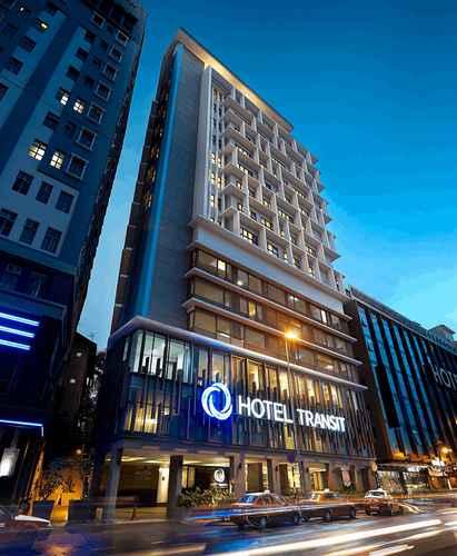 EXTERIOR_BUILDING Hotel Transit Kuala Lumpur
