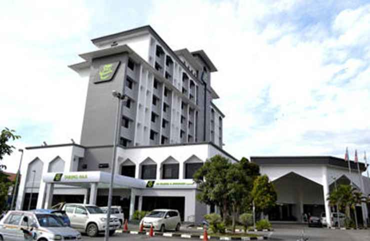 EXTERIOR_BUILDING Raia Hotel Kota Kinabalu (Formerly known as TH Hotel Kota Kinabalu)