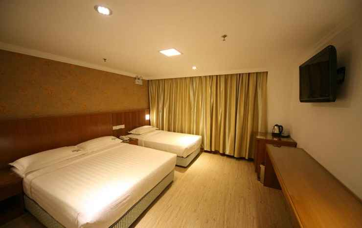 Cardogan Hotel Kuala Lumpur - Deluxe Triple