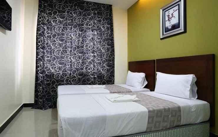V'la Heritage Hotel Kuala Lumpur Kuala Lumpur - Kamar Twin Deluks