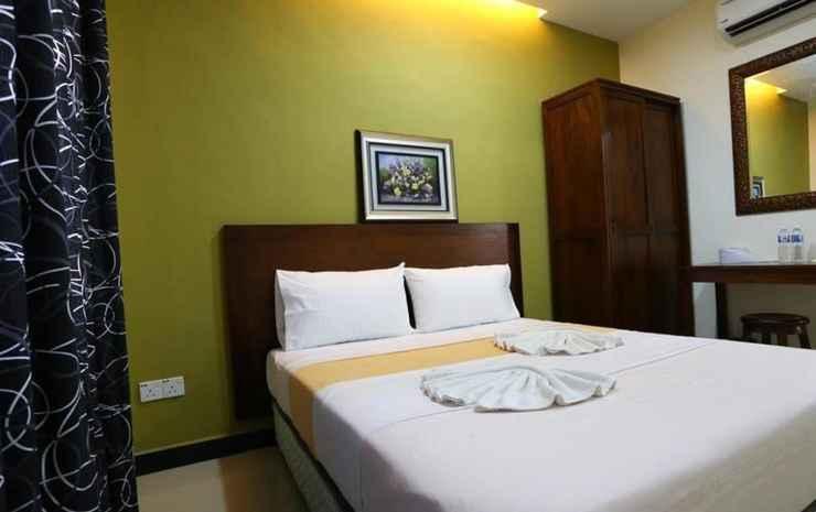 V'la Heritage Hotel Kuala Lumpur Kuala Lumpur - Kamar Double Deluks