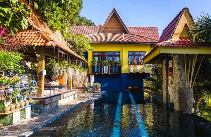 SWIMMING_POOL Lost Paradise Resort