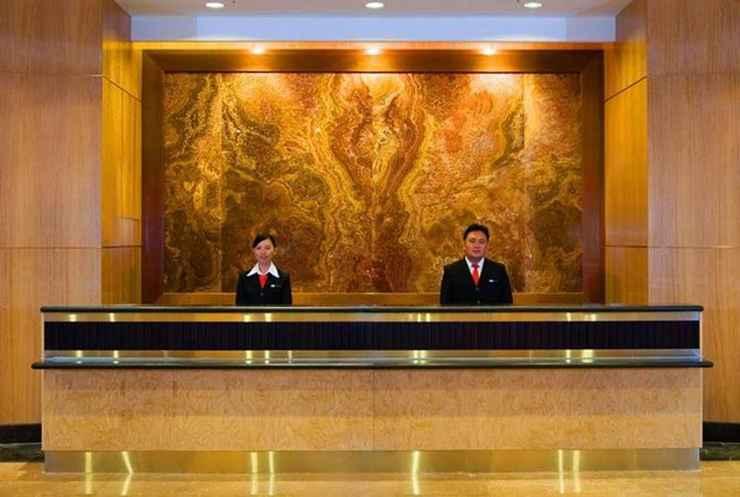 LOBBY Aston Manado Hotel