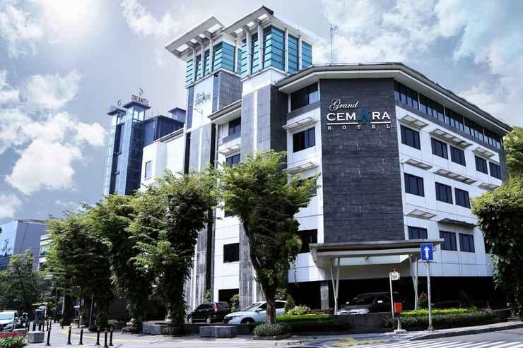 EXTERIOR_BUILDING Grand Cemara Hotel