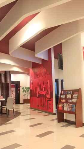 LOBBY Favehotel Pluit Junction