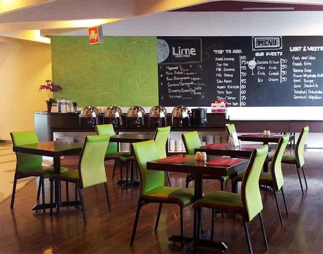 BAR_CAFE_LOUNGE Favehotel Pluit Junction