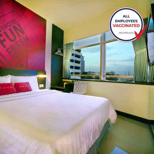 BEDROOM Favehotel Pluit Junction