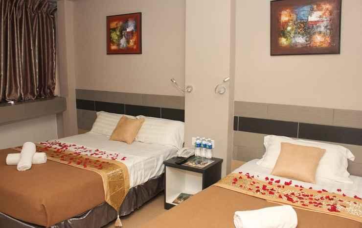 Leo Leisure Hotel @ Central Market Kuala Lumpur - Deluxe Triple Room