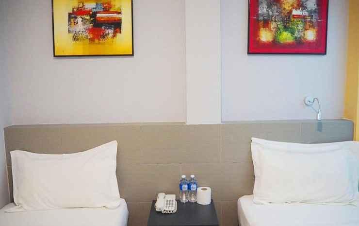 Leo Leisure Hotel @ Central Market Kuala Lumpur - Standard Twin Room