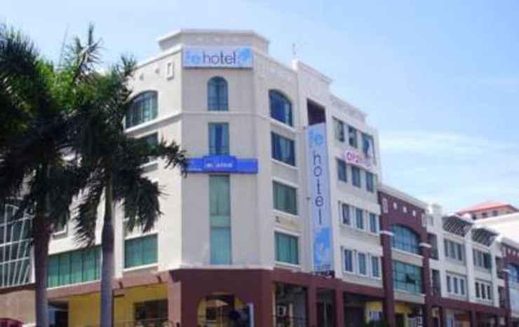 EXTERIOR_BUILDING Le Hotel Kota Kinabalu