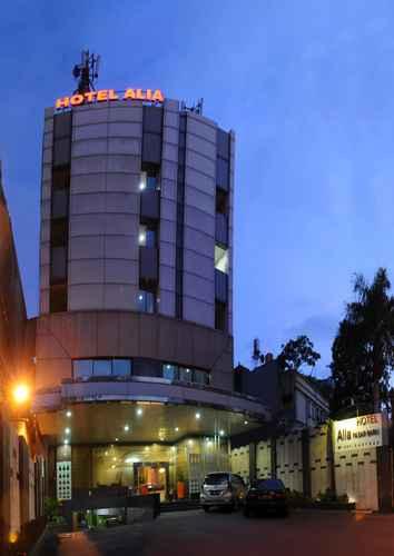 EXTERIOR_BUILDING Hotel Alia Pasar Baru