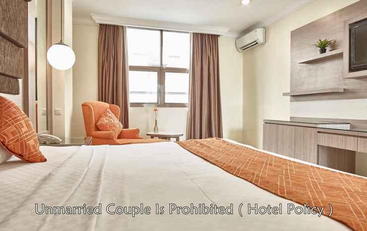 BEDROOM Hotel Alia Pasar Baru
