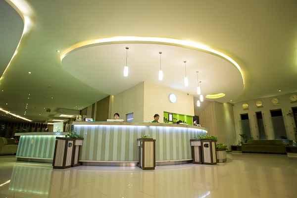 LOBBY Wisata Niaga Hotel