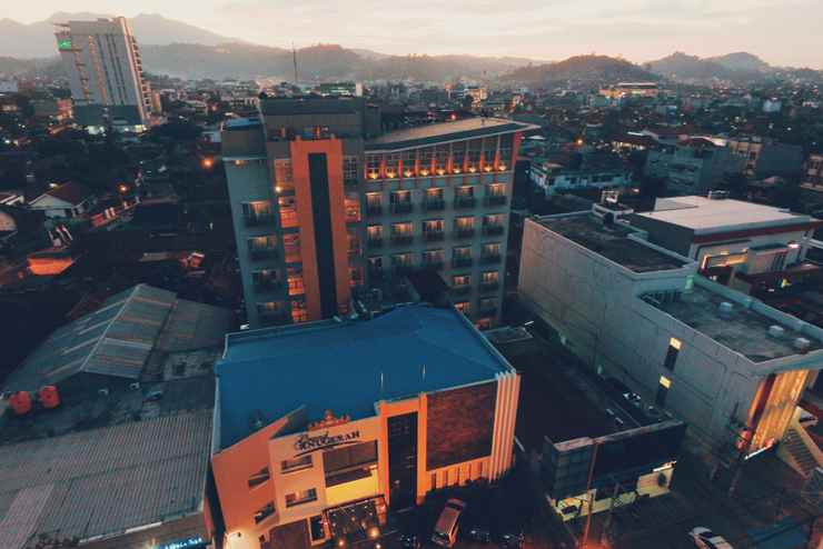 EXTERIOR_BUILDING Grand Anugerah Hotel