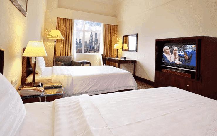 The Regency Hotel Kuala Lumpur Kuala Lumpur - Deluxe Twin Room - With Breakfast