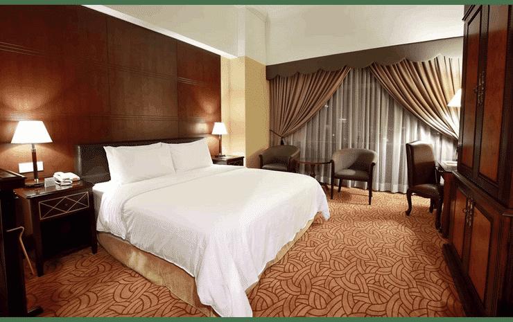 The Regency Hotel Kuala Lumpur Kuala Lumpur - Superior King Room - With Breakfast