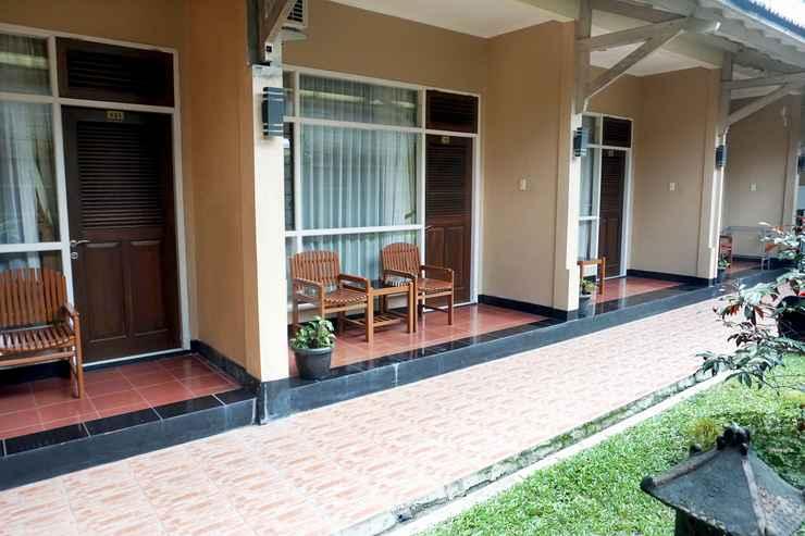 EXTERIOR_BUILDING Hotel Puriwisata Baturaden