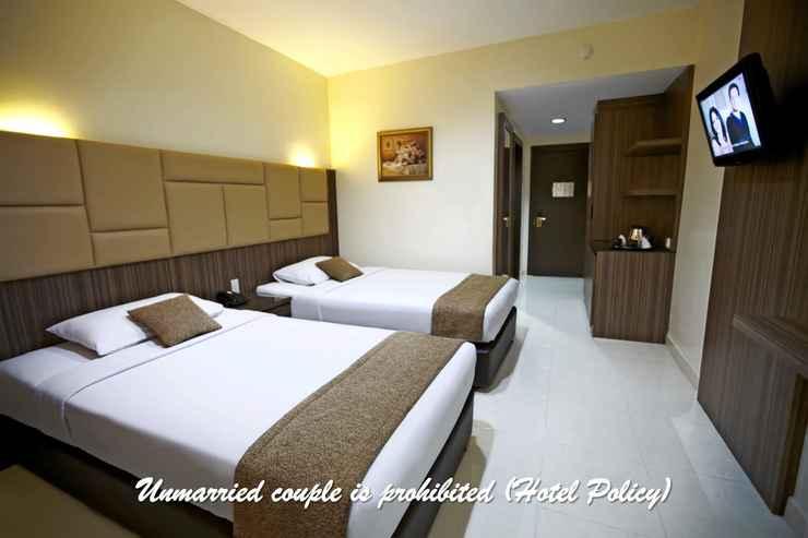 BEDROOM Hotel Alia Cikini