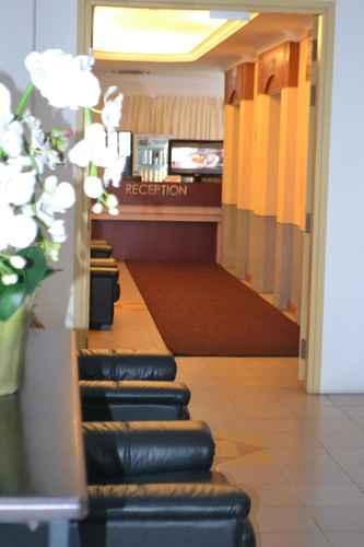 LOBBY Mutiara Penthouse Hotel