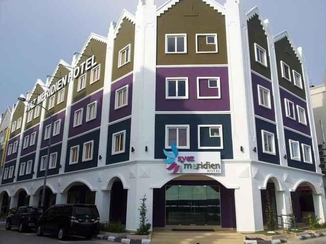 EXTERIOR_BUILDING Syaz Meridien Hotel