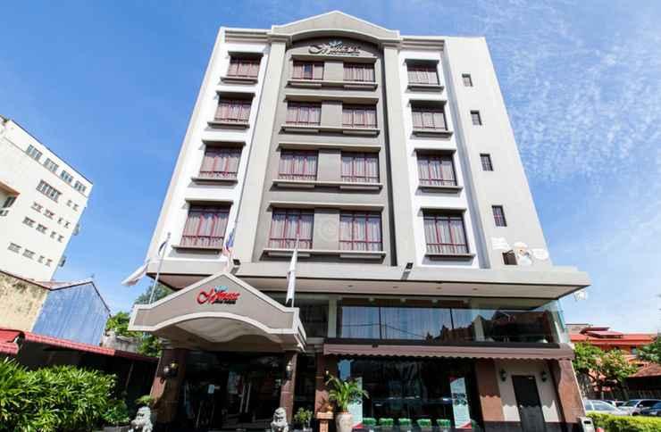 EXTERIOR_BUILDING Mimosa Hotel