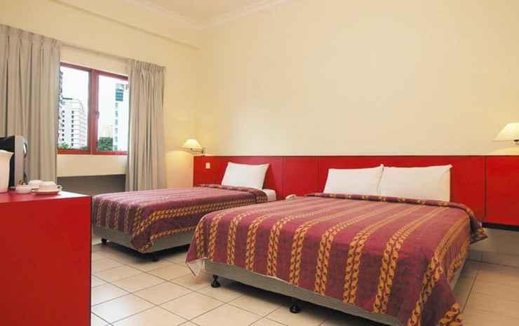 Replica Inn Bukit Bintang Kuala Lumpur - Deluxe Room Triple