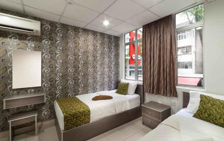 LaComme Inn Bukit Bintang Kuala Lumpur - Superior Twin Room
