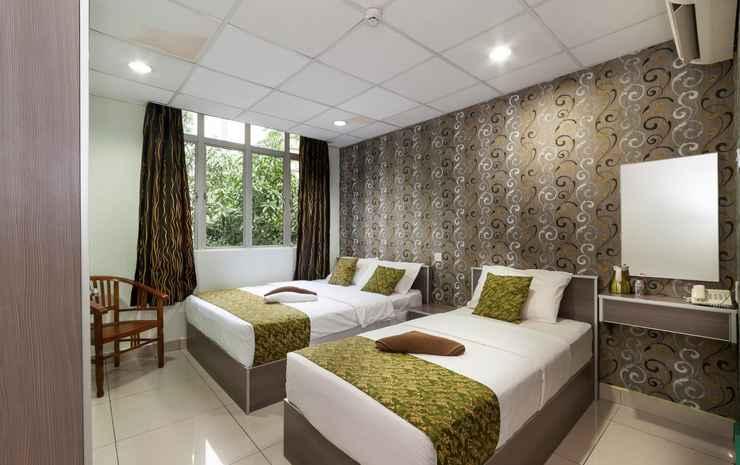 LaComme Inn Bukit Bintang Kuala Lumpur - Superior Family Room