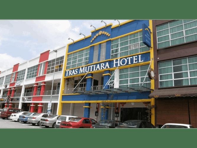 EXTERIOR_BUILDING Tras Mutiara Hotel Bentong