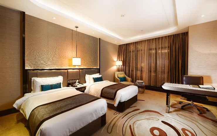 Pacific Regency Hotel Suites Kuala Lumpur Kuala Lumpur - Premier Deluxe Suite Twin