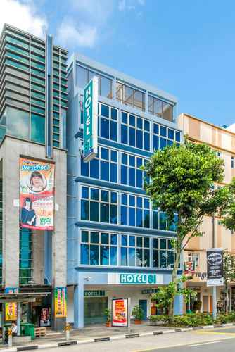 EXTERIOR_BUILDING Hotel 81 Bugis - Staycation Approved